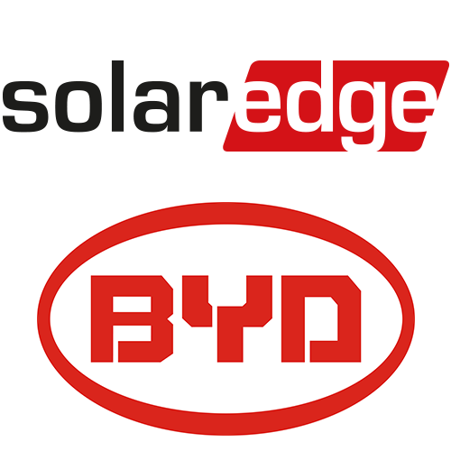 SolarEdge + BYD