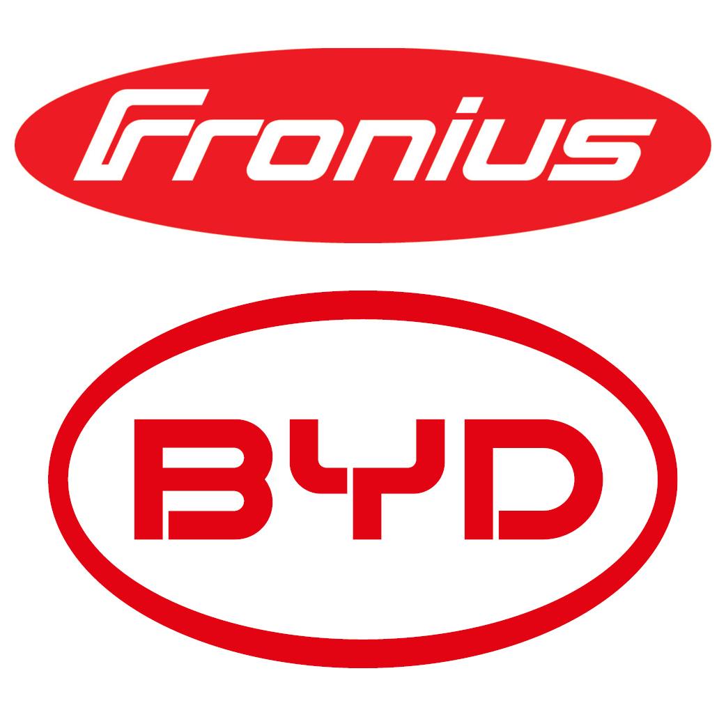 Fronius + BYD