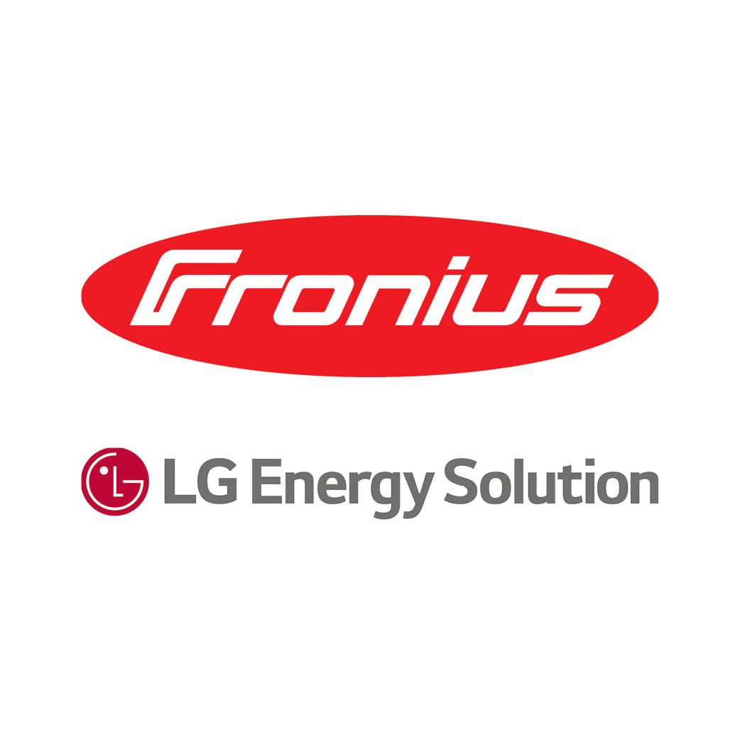 Fronius + LG Energy Solution