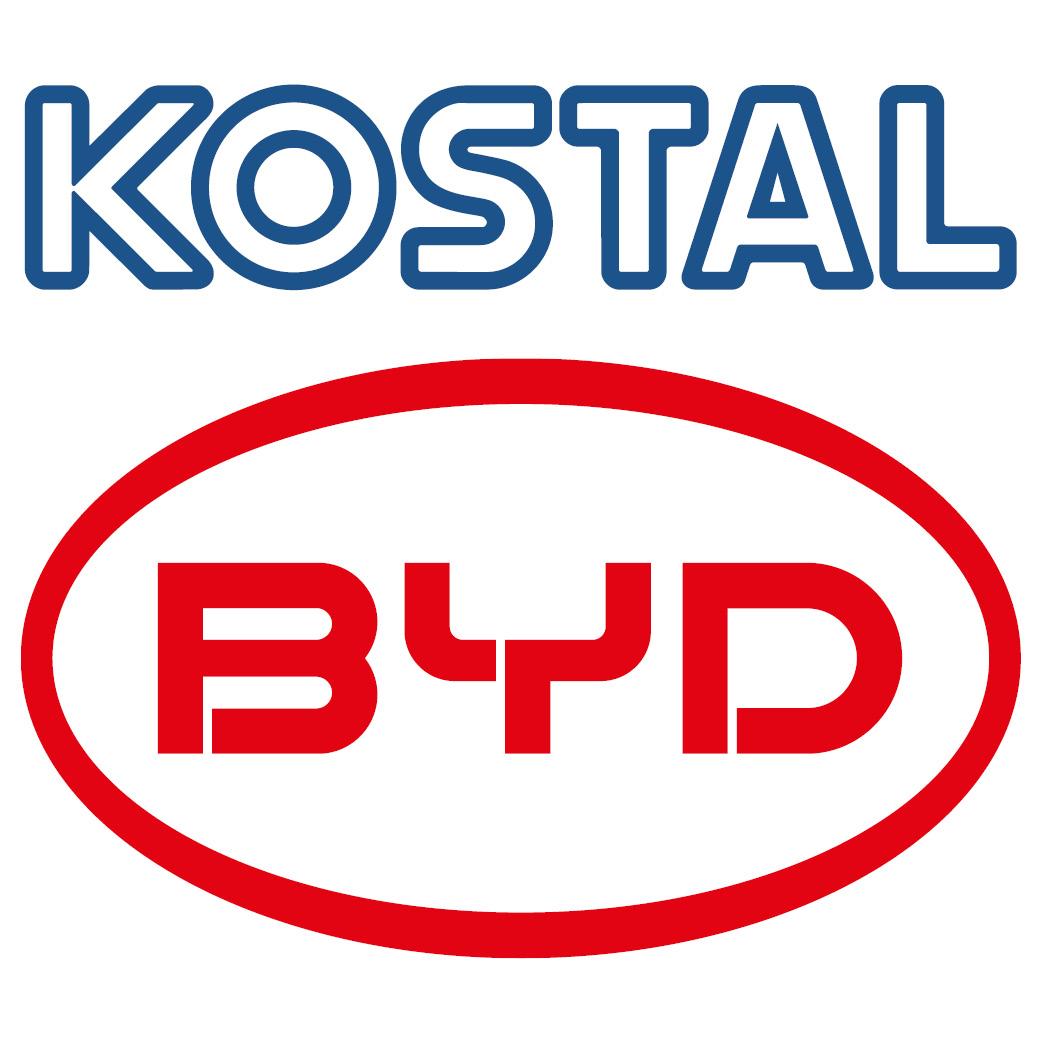 KOSTAL + BYD