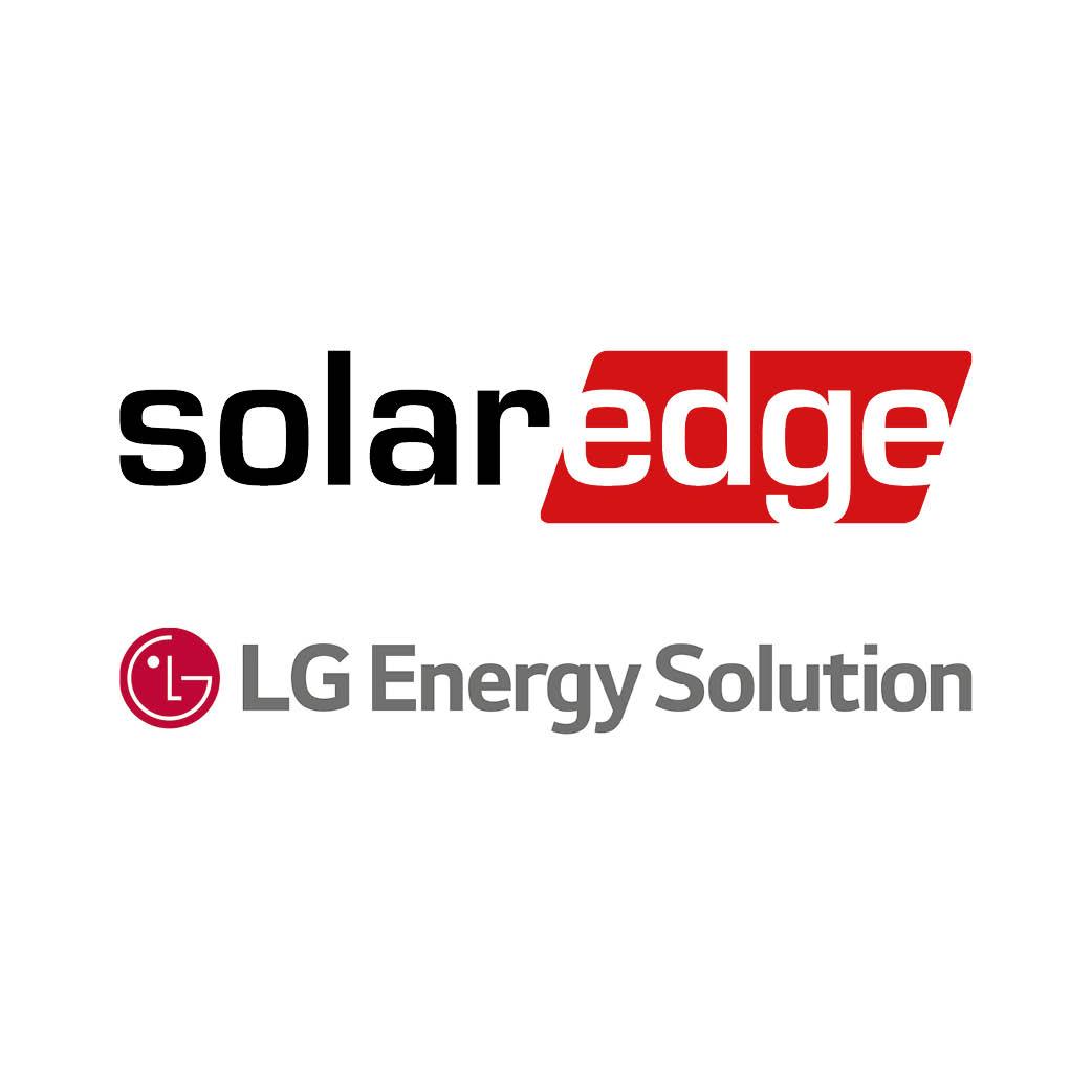 SolarEdge + LG Energy Solution