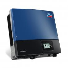 SMA STP 15000TL-30 with Display