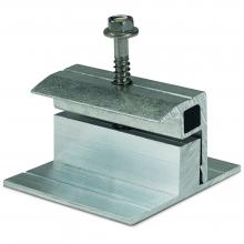 Flat Roof End Clamp (Short side) 28-33