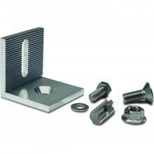 L-Adapter-Set N-Schiene an C-Form Dachhaken