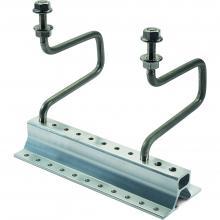 Doppel-Dachhaken-Set flex 40 M10