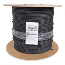 HIKRA PLUS EN50618, 6mm², czarny, 500m rolka