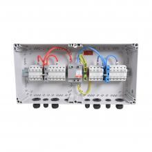 HISbox DC Combiner 1000V, 1 MPPT, 9 Strings