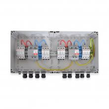 HISbox DC Combiner 1000V, 2 MPPT, IN3/OUT3 or 1