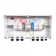 HISbox DC Combiner 1000V, 1 MPPT, IN6/OUT6