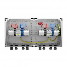 HISbox DC Combiner 1000V, 2 MPPT, IN3/OUT3