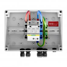 HISbox DC Combiner 1000V, 1 MPPT, IN1/OUT1
