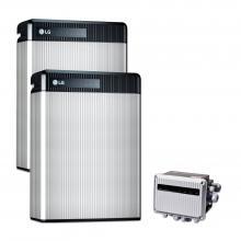 LG Chem RESU-48V  kWh incl. Con-Ki.t