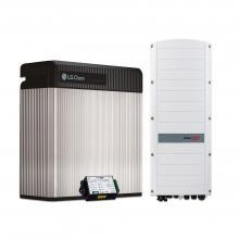 LG Chem RESU10 + SolarEdge SE8K RWS 48V
