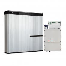 LG Chem RESU 7H + SolarEdge SE3500H incl. SESTI