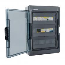 enwitec Netzumschaltbox Fronius 3P 25kW +Symo 3-8.2