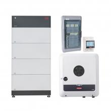 BYD HVM 11.0 + Fronius Symo GEN24 10.0 Plus BACKUP