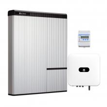 LG Chem RESU 10H + Huawei SUN2000-4KTL-L1
