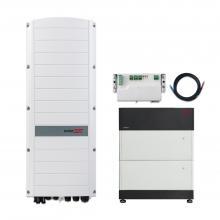 BYD LVS 8.0 + SolarEdge SE8K RWS 48V