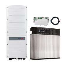 LG Chem RESU3.3 + SolarEdge SE8K RWS 48V